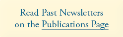 Read past Confronting Clutter Newsletters
